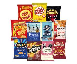 kp nuts snack packaging